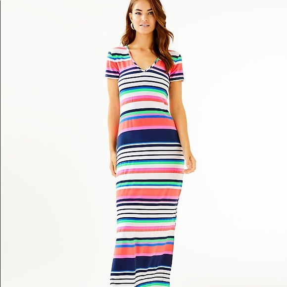 Lilly Pulitzer Dresses & Skirts - lilly pulitzer milana dress
